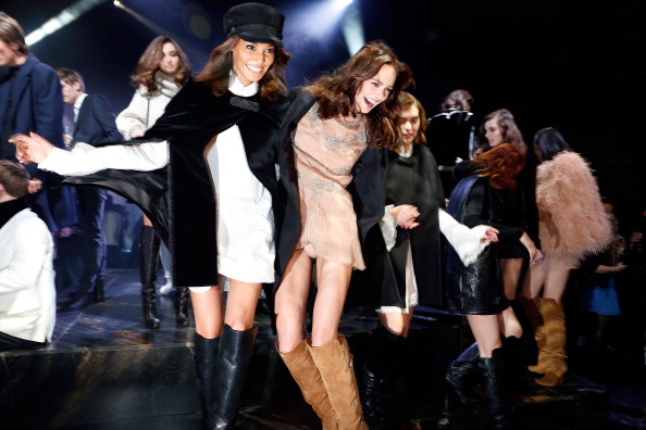 H&M Fashion Show - After Party - PFW F/W 2013